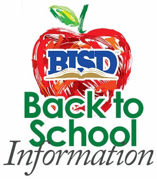 image: back to school information