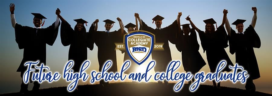 Future high school and college graudates - Collegiate Academy - Apply Today!