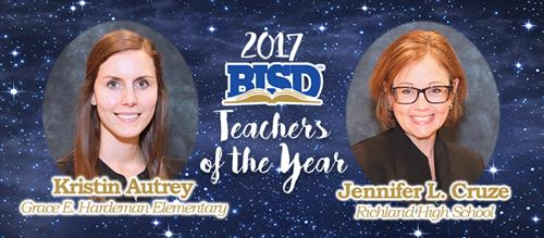 BISD Teachers of the Year