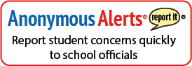 Anonymous Alerts | Report student concerns quickly to school officials