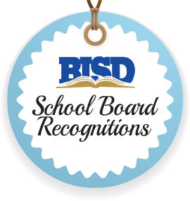 School Board Recognition seal