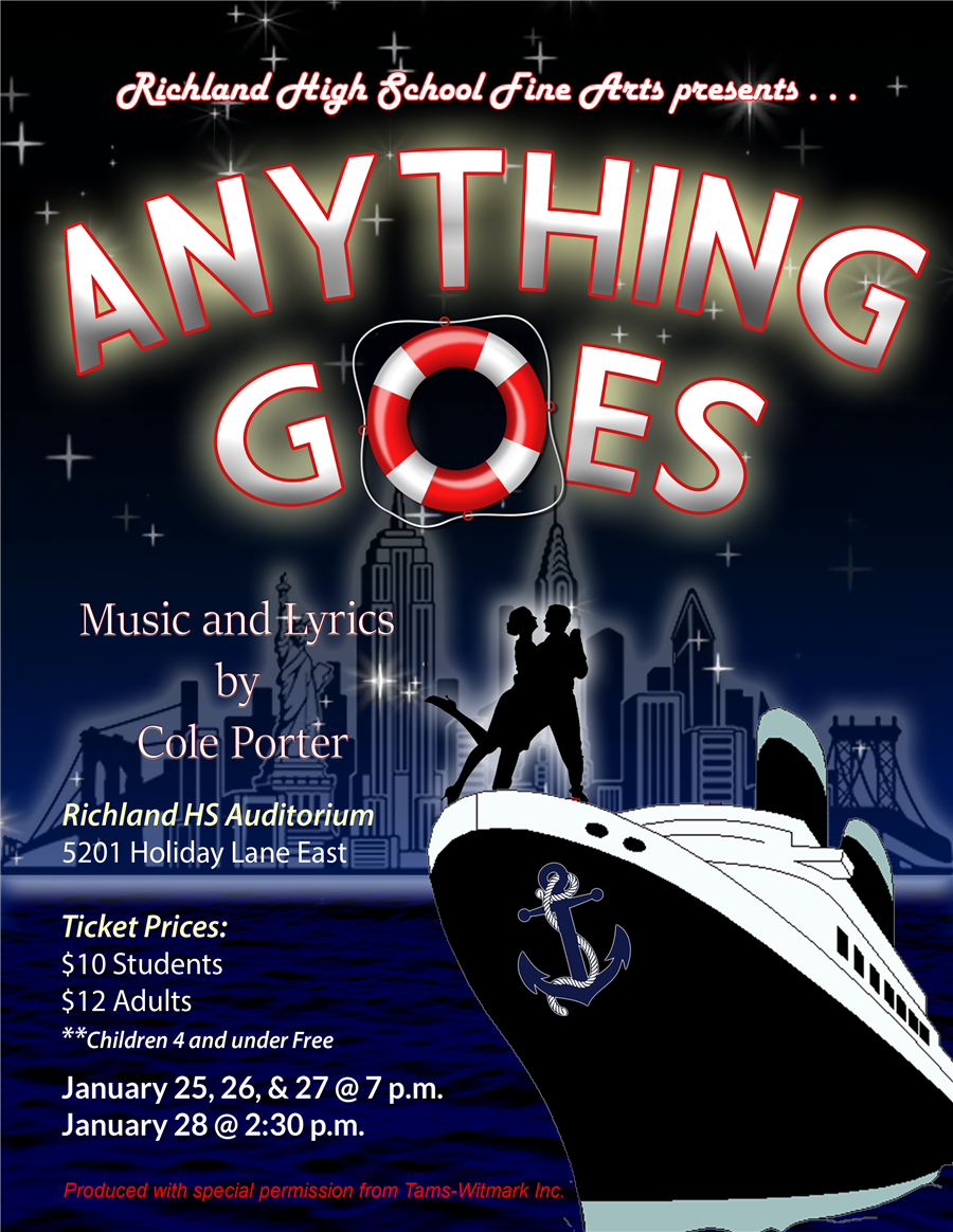 Musical Anything Goes