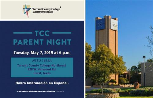 TCC Parent Night