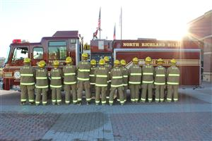 BISD Fire Fighters