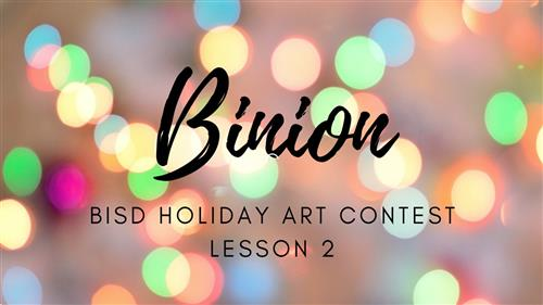 Binion Elementary Lesson 2 Online Art Gallery