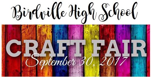 Birdville Craft Fair