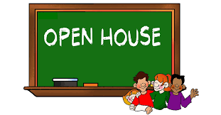 Open house for the 20-21 school year