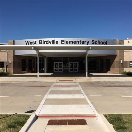 West Birdville Elementary  - New Campus
