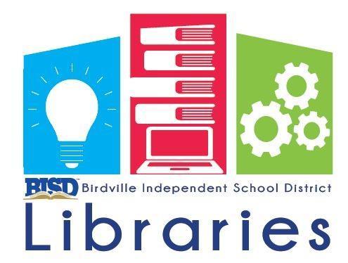 Birdville ISD Libraries logo