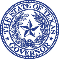State of Texas Governor logo