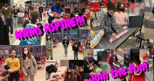 NRMS Aspire pictures.  Join the Fun!   Click for link.