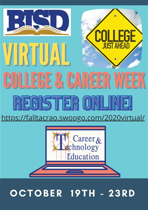 BISD Virtual College & Career Week