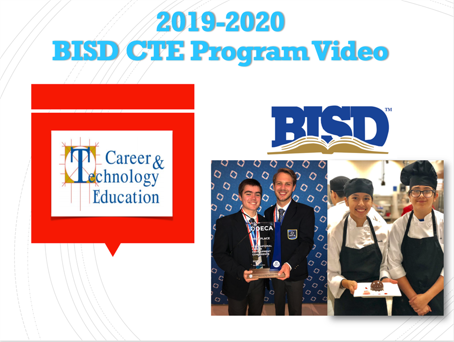 CTE Program Video 19-20