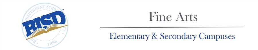 School of Fine Arts (Visual, Theatre and Music) | Birdville Elementary