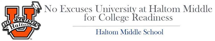 No Excuses University at Haltom Middle for College Readiness | Haltom MS