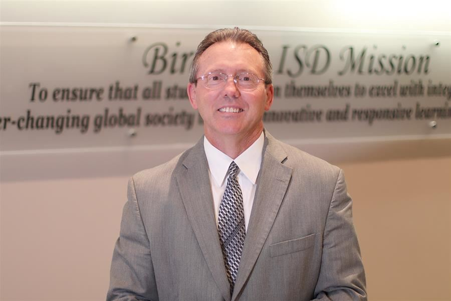 Dr. Darrell G. Brown, Superintendent of Schools