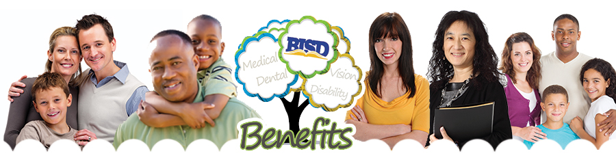 families, staff members with Birdville ISD logo
