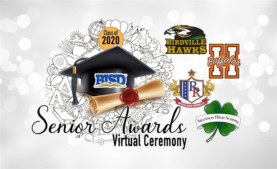 Senior Awards Virtual Ceremony