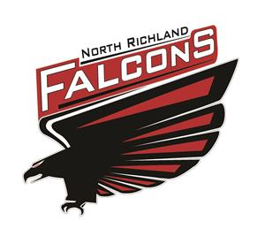 North Richland Falcons Logo