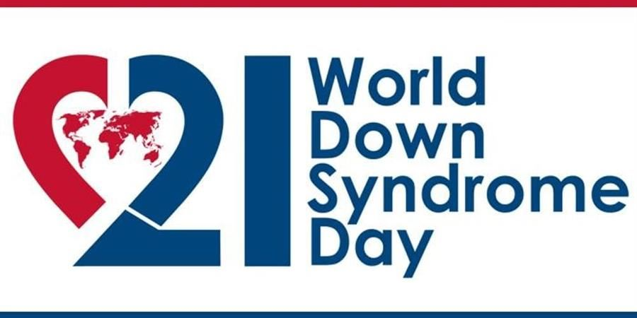 3:21!! CELEBRATE WORLD DOWN SYNDROME DAY!!