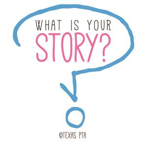 What is Your Story? Logo