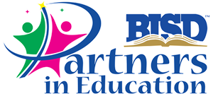 BISD Partners in Education Logo