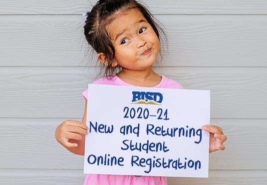 200-21 New and Returning Student Online Registration