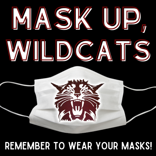 Mask Up, Wildcats!