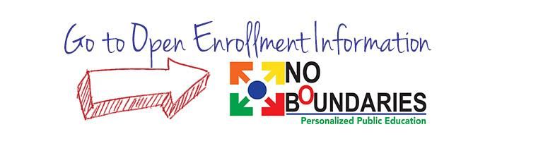 go to Open Enrollment Information and No Boundaries site