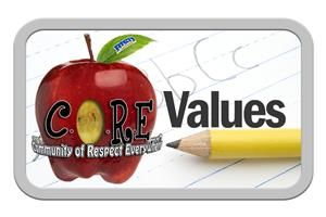Click for BISD Core Values