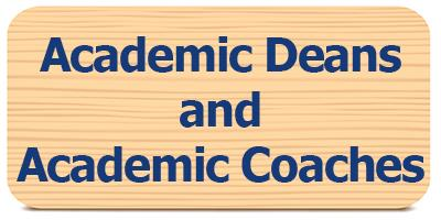 Select to view Academic Deans and Coaches