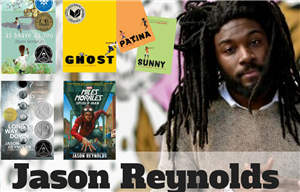 Jason Reynolds wit books