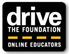 Drive the Foundation Logo