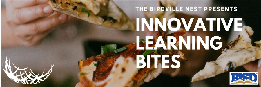 Innovative Learning Bites Lunch and Learn Series header
