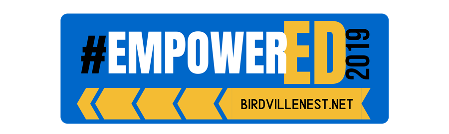 EmpowerED Logo and Access to Conference website