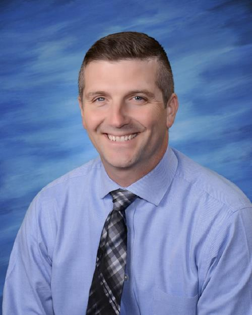Picture of Jason Turner, Assistant Principal; Campus Behavior Coordinator