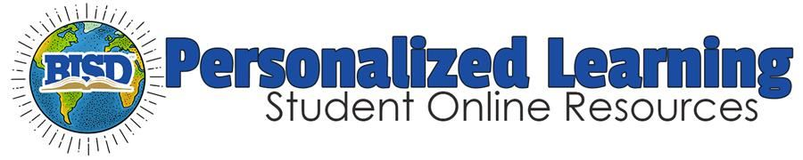Personalized Learning | Student Online Resources