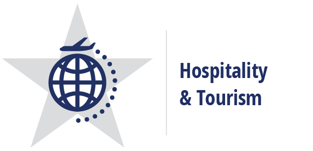 Hospitality and Tourism POS Logo