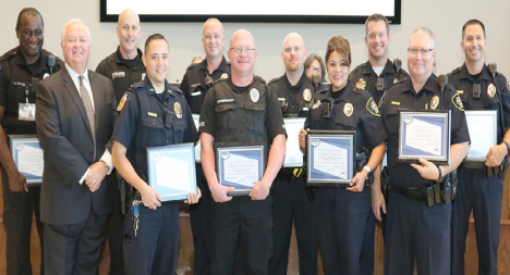 SRO PD Recognition