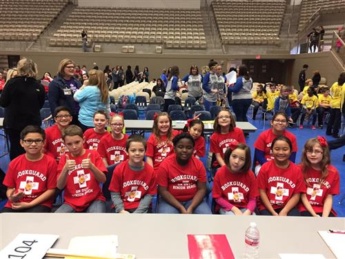 Battle of the Books ready!