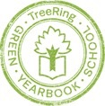 Binion planted 119 trees via Treering yearbook