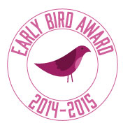 Early Bird Award