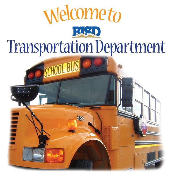 Welcome to Transporation Department