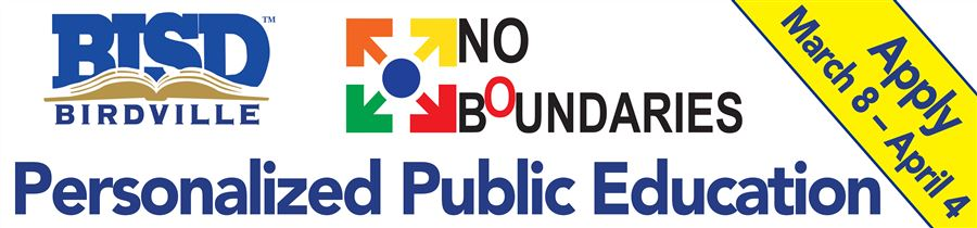 No Boundaries header