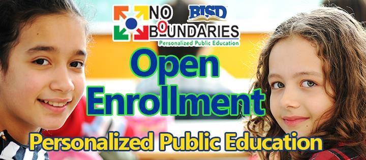 Open Enrollment two girls