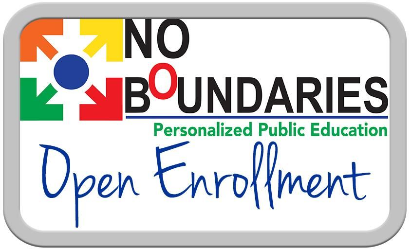 Open Enrollment button