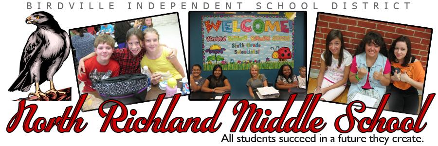 Birdville Isd B News September 12 North Richland Middle Anniversary Celebration